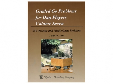 Graded Go Problems for Dan Players, Bd. 7 (Eröffnung/Mittelspiel