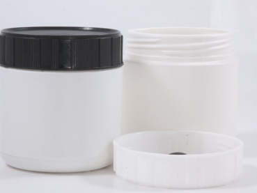 Plastic Bowls, Screw Cap