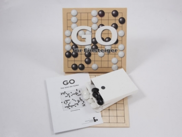 Go for Beginners (9x9 Set)