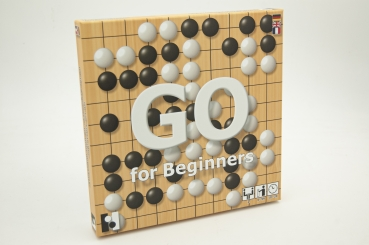 Go for Beginners (9x9-Anfängerset)