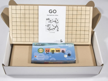 Go Box with glas stones