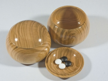 Japanese Noble Bowls, Sakura (Cherrywood)