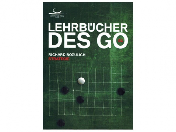 Schoolbooks of Go 4: Strategy