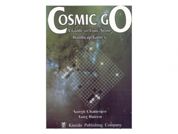 Cosmic Go. A Guide to 4-Stone Handicap Games