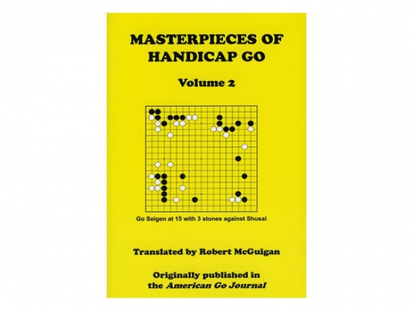 Masterpieces of Handicap Go, Vol. 2