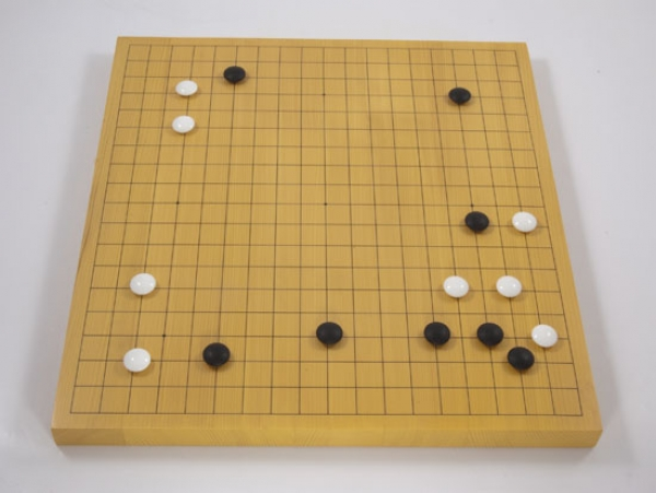 Go Board Shin Kaya, 19x19/13x13, 30mm